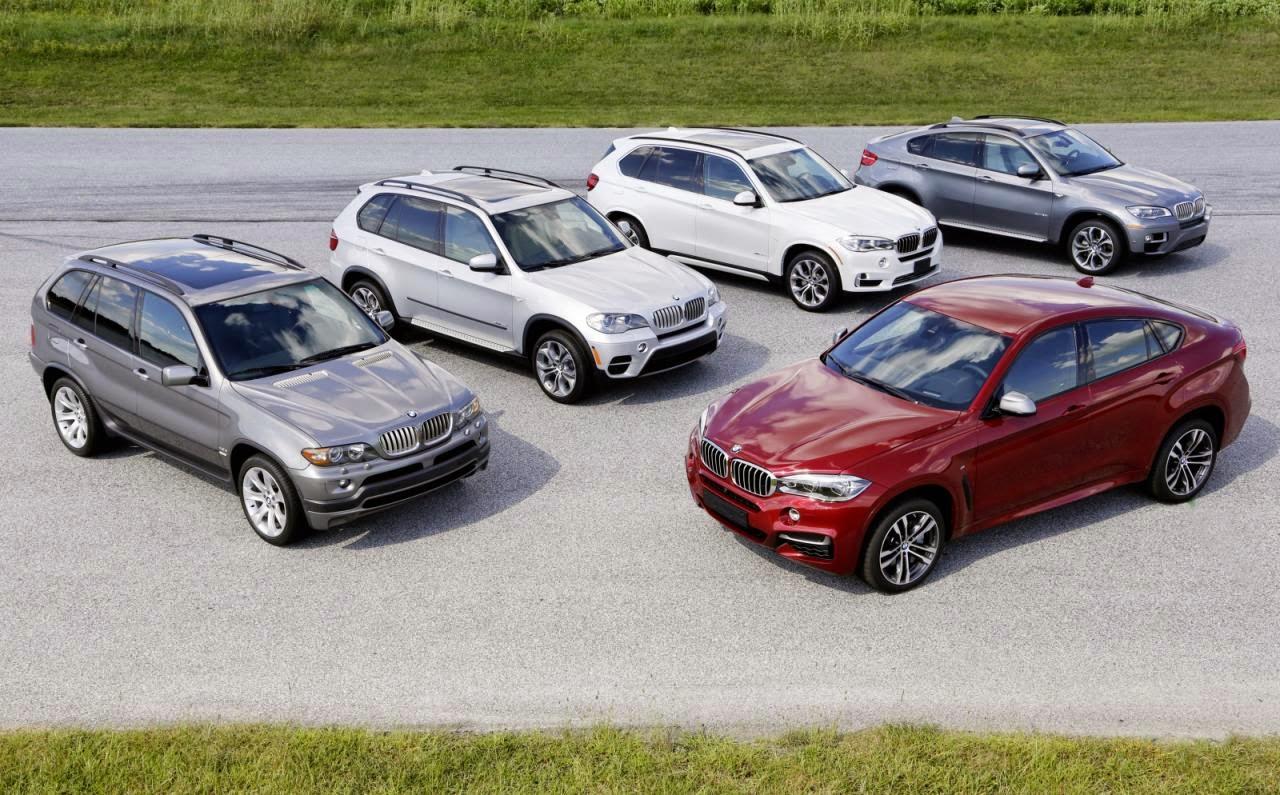 Notícia – 15º Aniversário BMW X