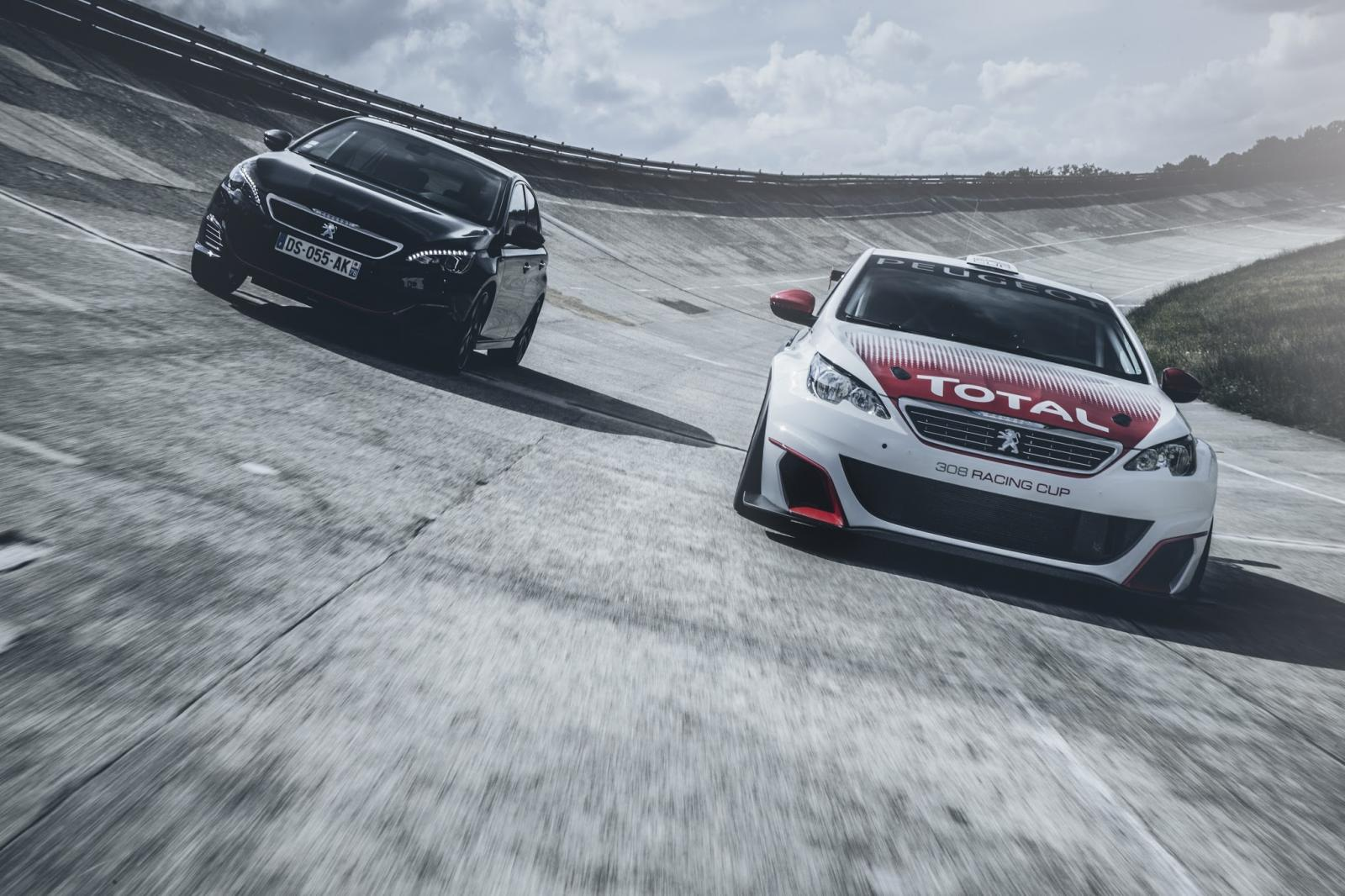 Peugeot apresenta: 308 Racing Cup