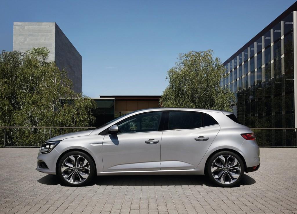 Preços do novo Renault Megane