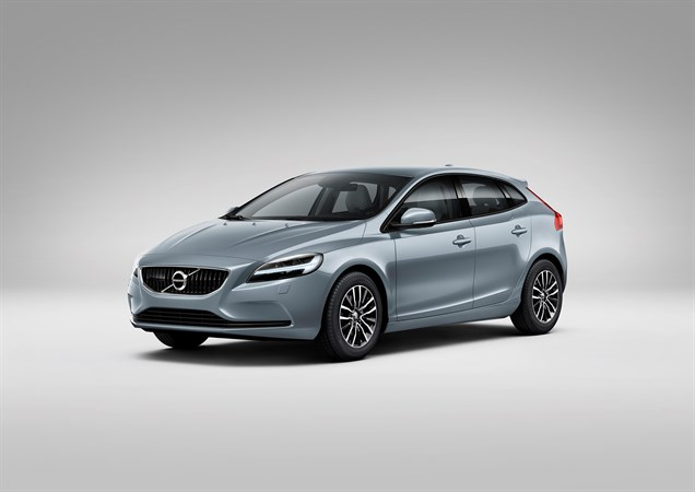 Volvo actualiza V40