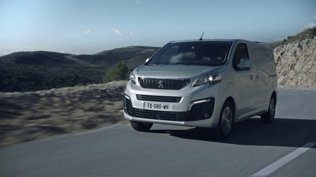 Peugeot apresenta nova Expert