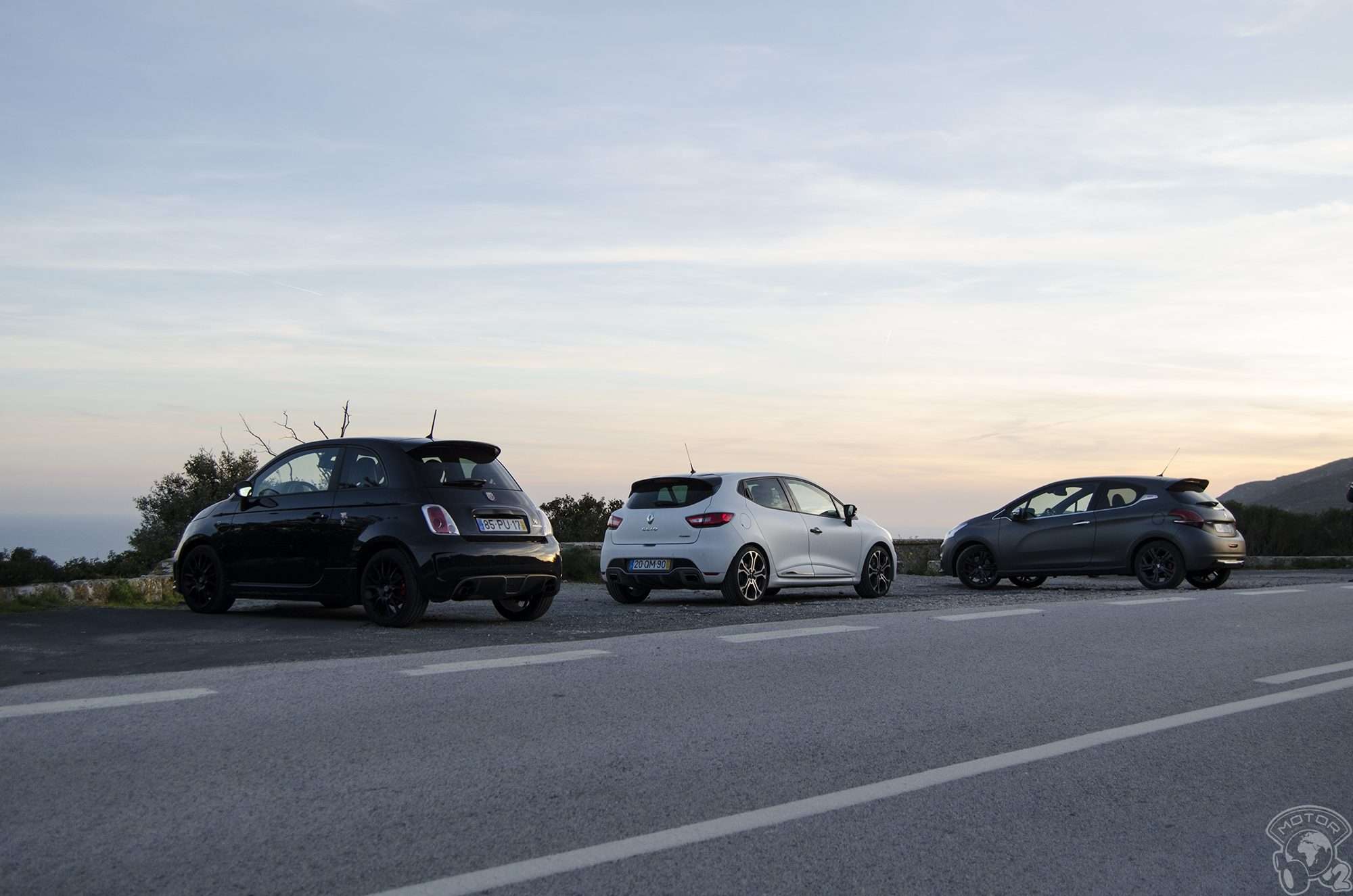 Ensaio by MotorO2: Competizione, Trophy e GTi…