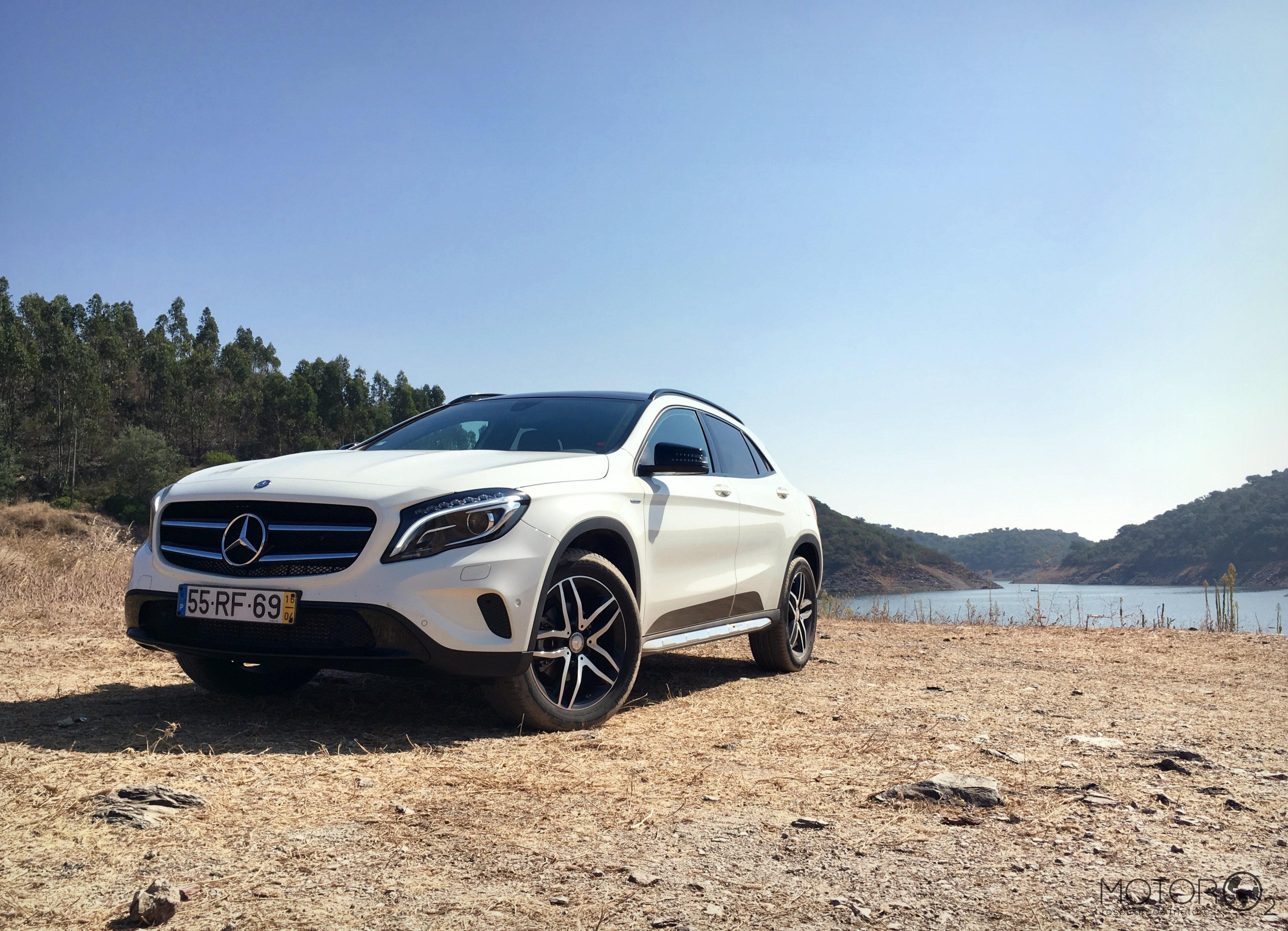 Mercedes-Benz GLA200d Activity Edition