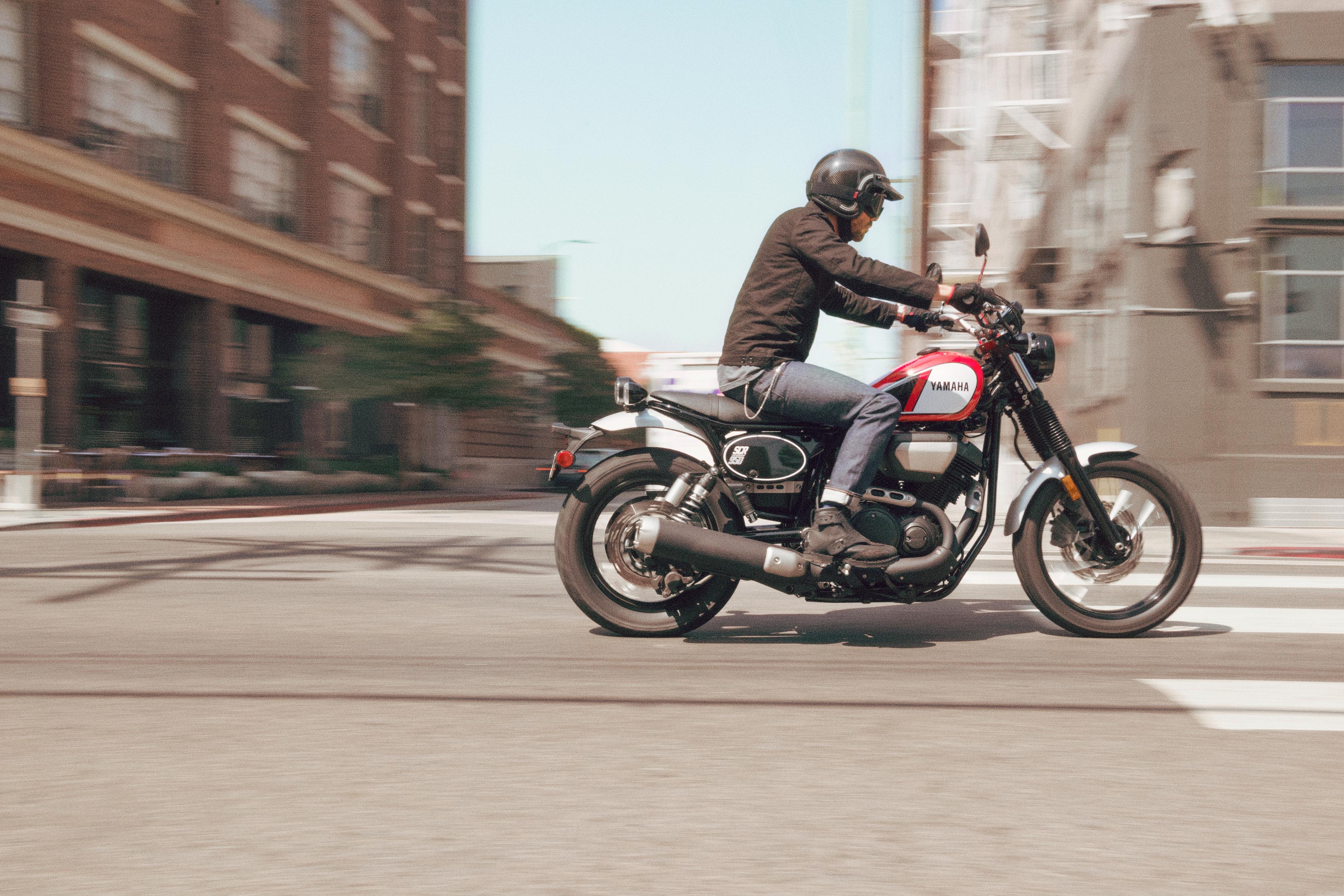 Nova Yamaha Sport Heritage SCR950