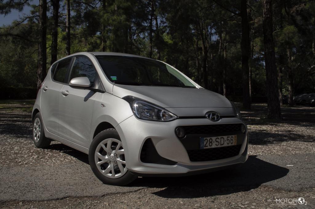 Hyundai i10 1.0MPi (GPL) e 1.2 MPi