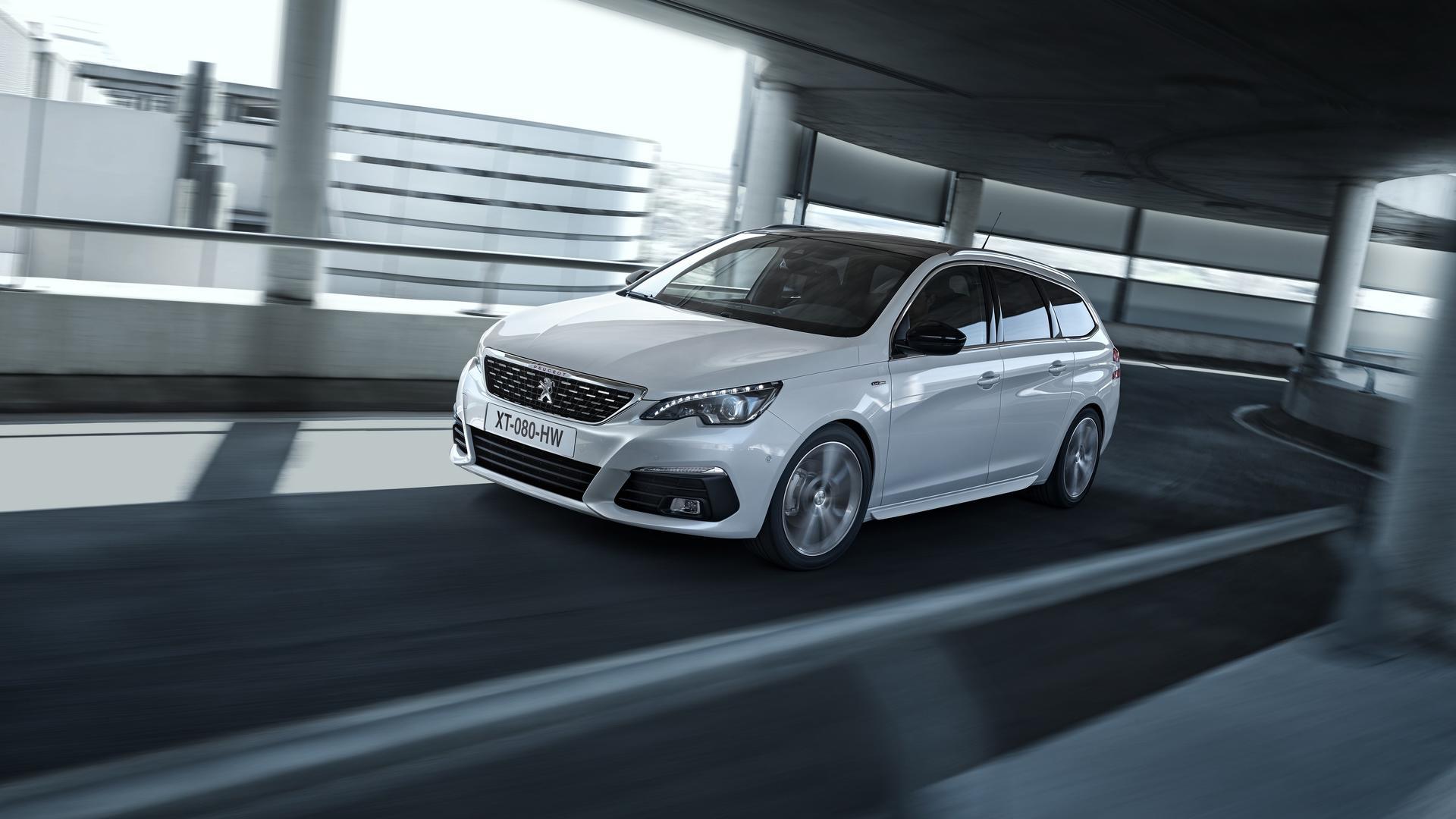 Os detalhes do novo Peugeot 308
