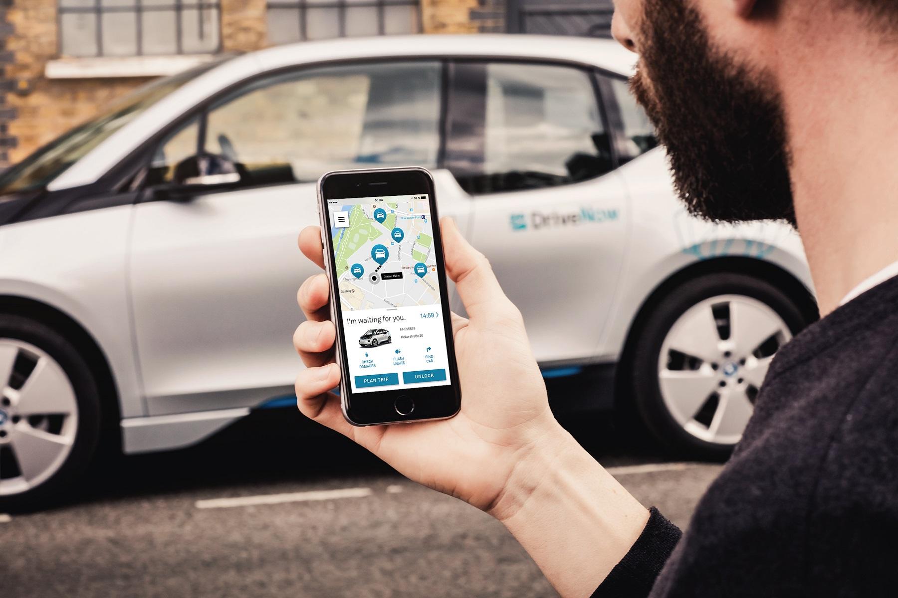 DriveNow lançado em Portugal