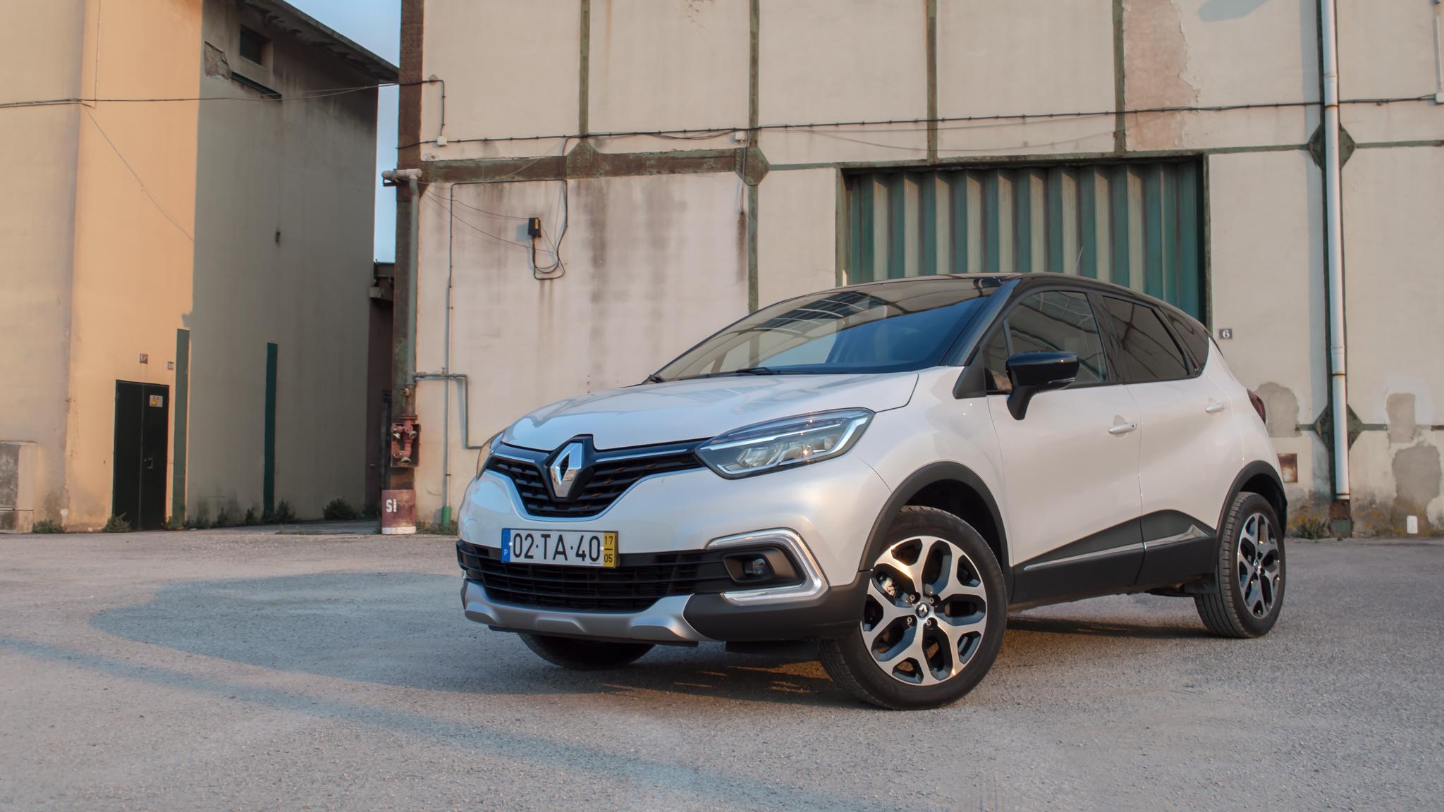 Renault Captur 1.2 TCe 120