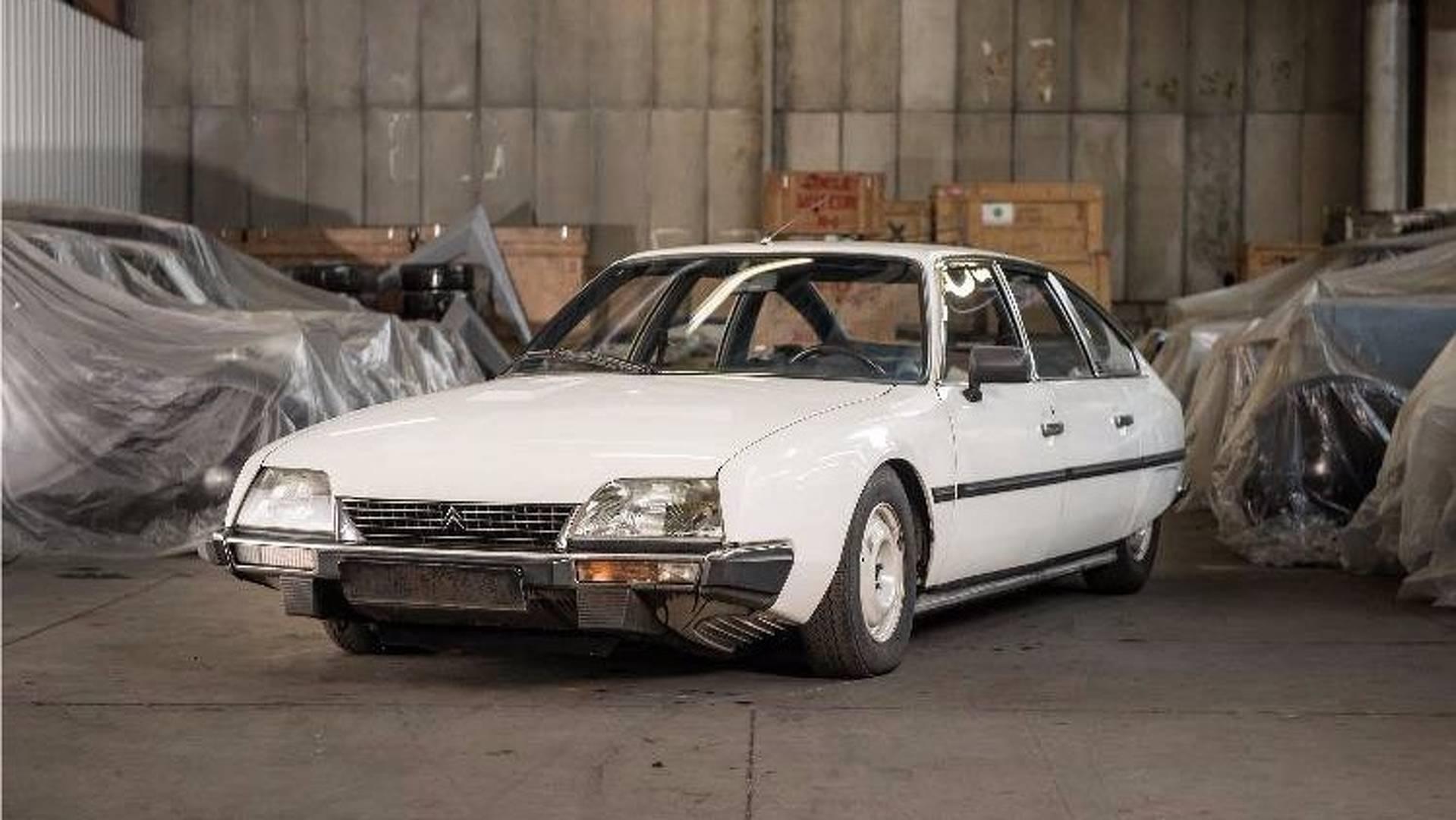 Citroën vende 65 modelos da sua colecção