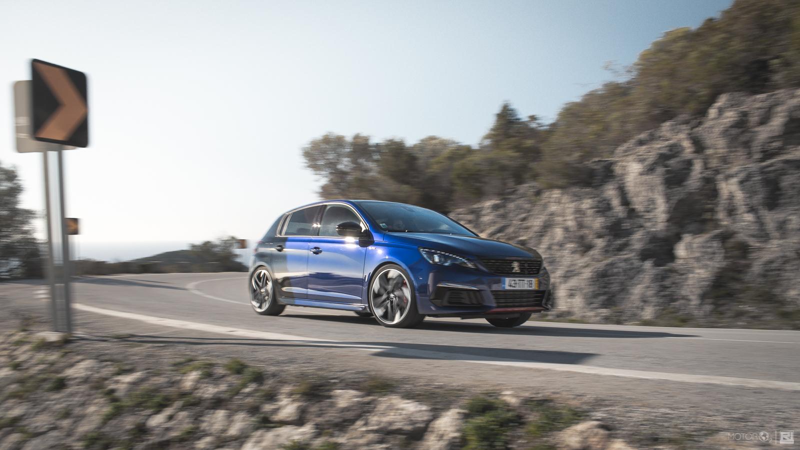 Ensaio Peugeot 308 Gti Mais Adulto Mas Com A Rebeldia De Sempre