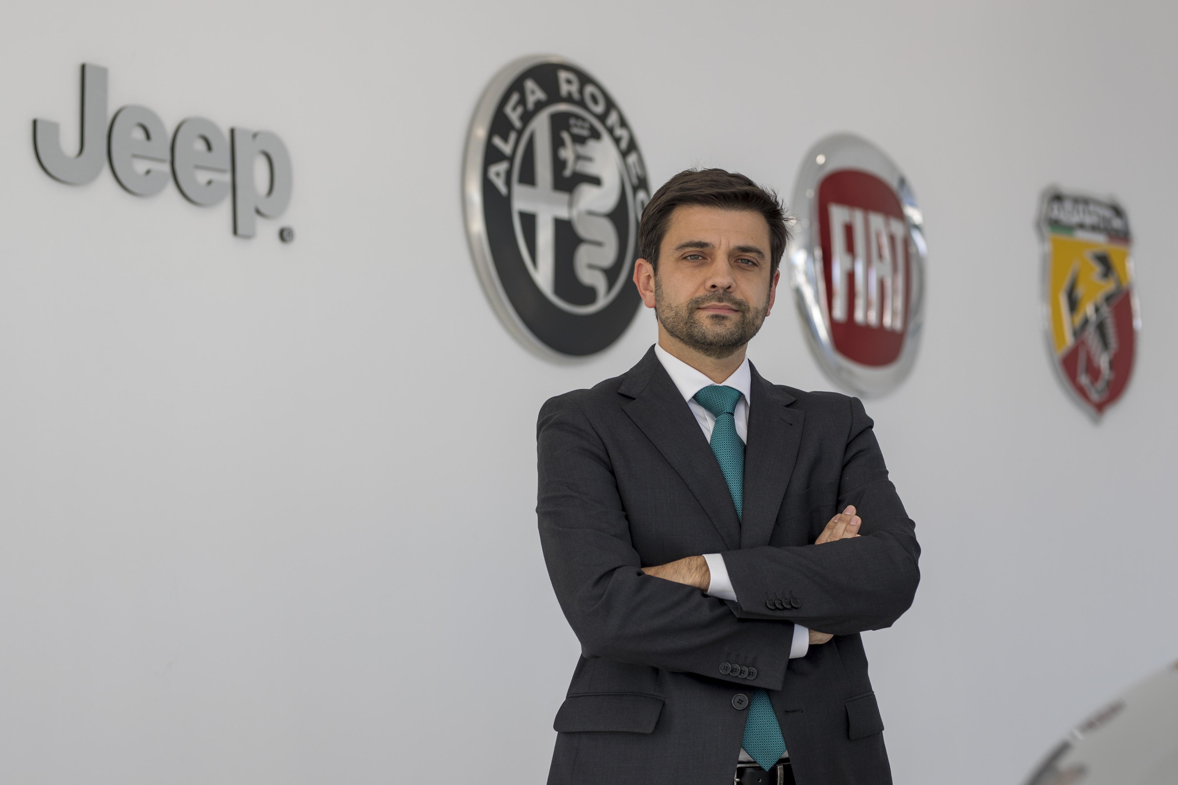 FCA Portugal com novo director de marketing