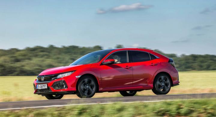 Honda Civic Diesel já disponível em Portugal