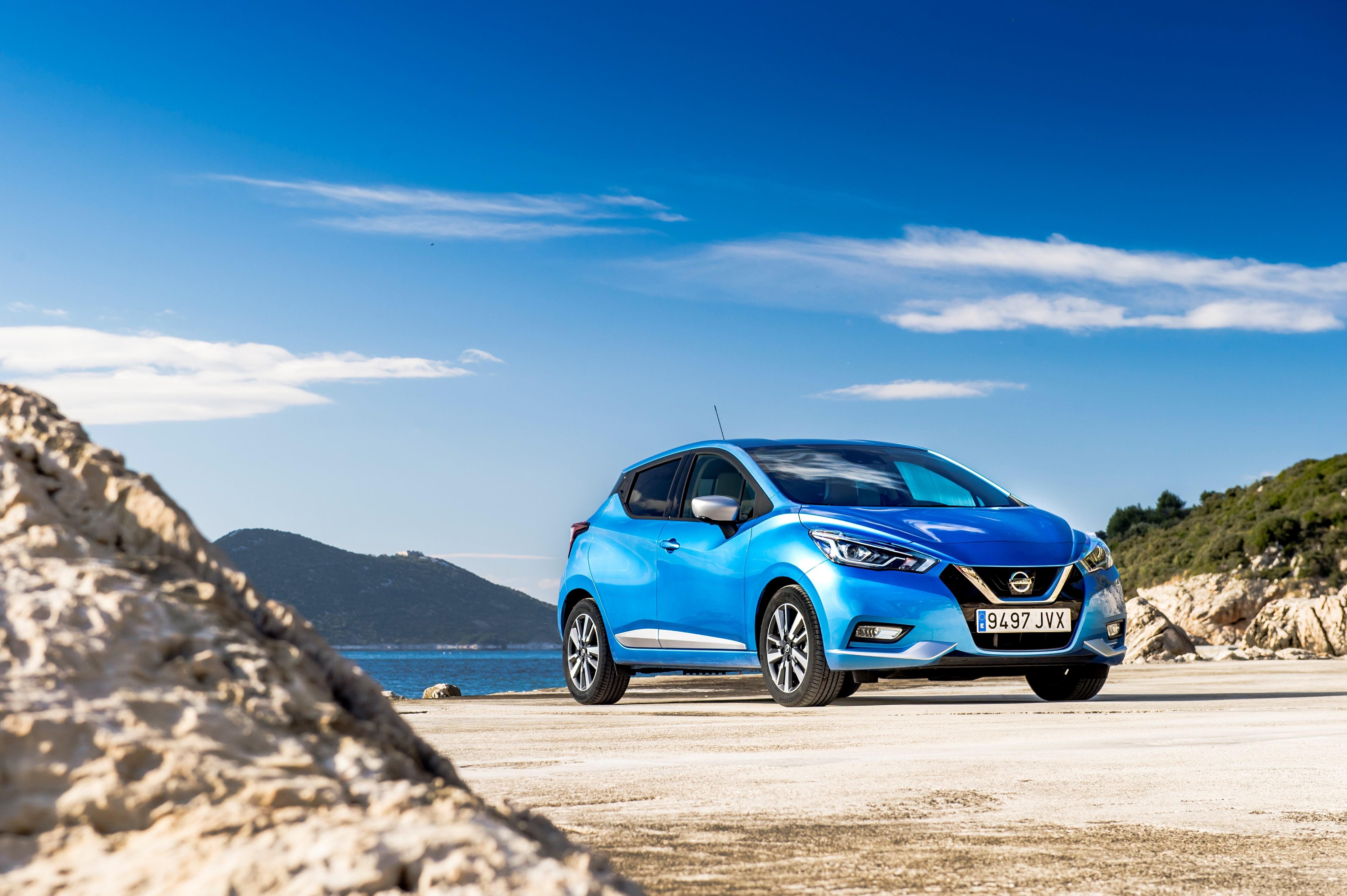 Nissan divulga resultados no seu ano fiscal de 2017
