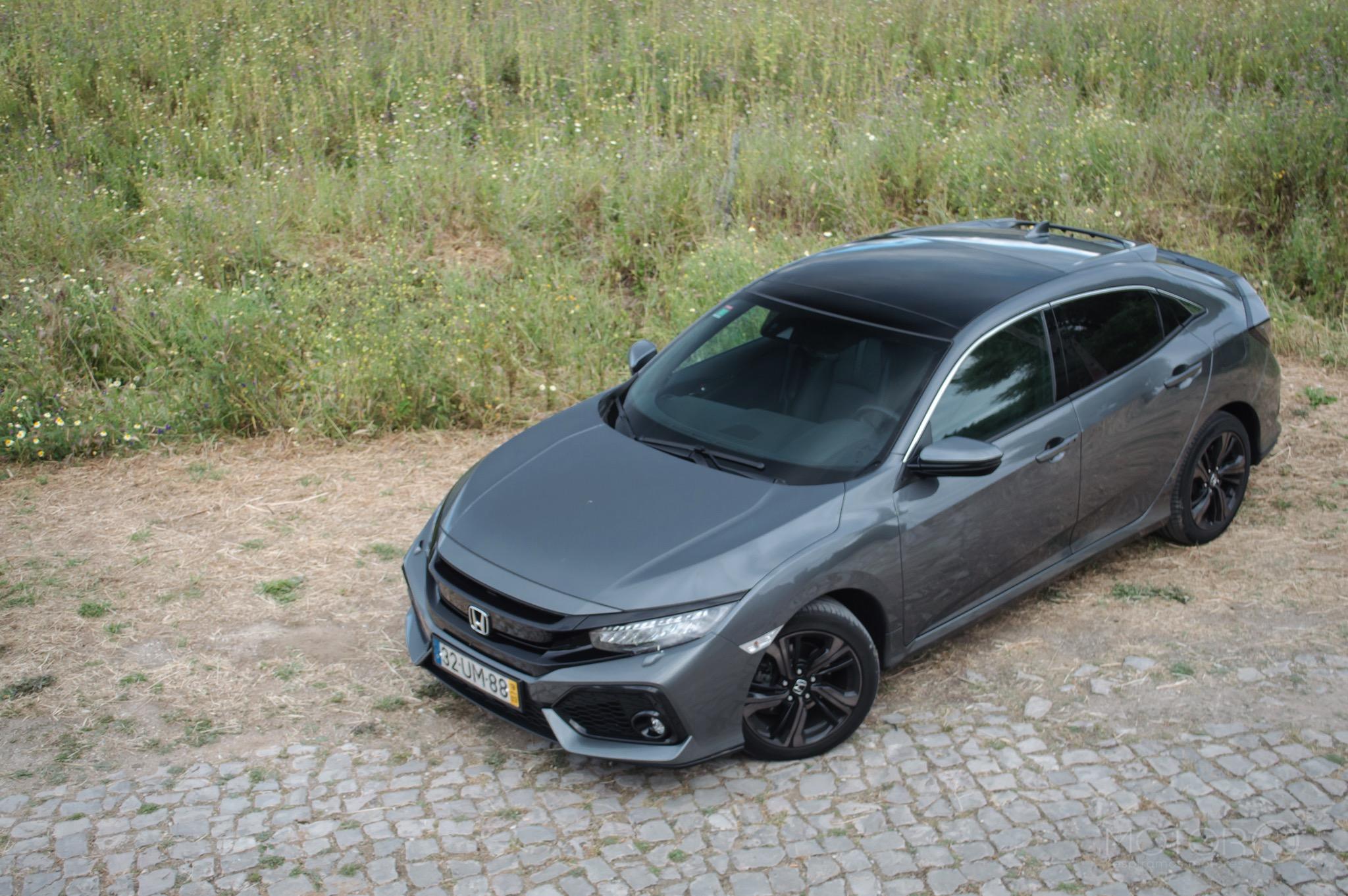 Honda Civic 1.6 i-DTEC Executive