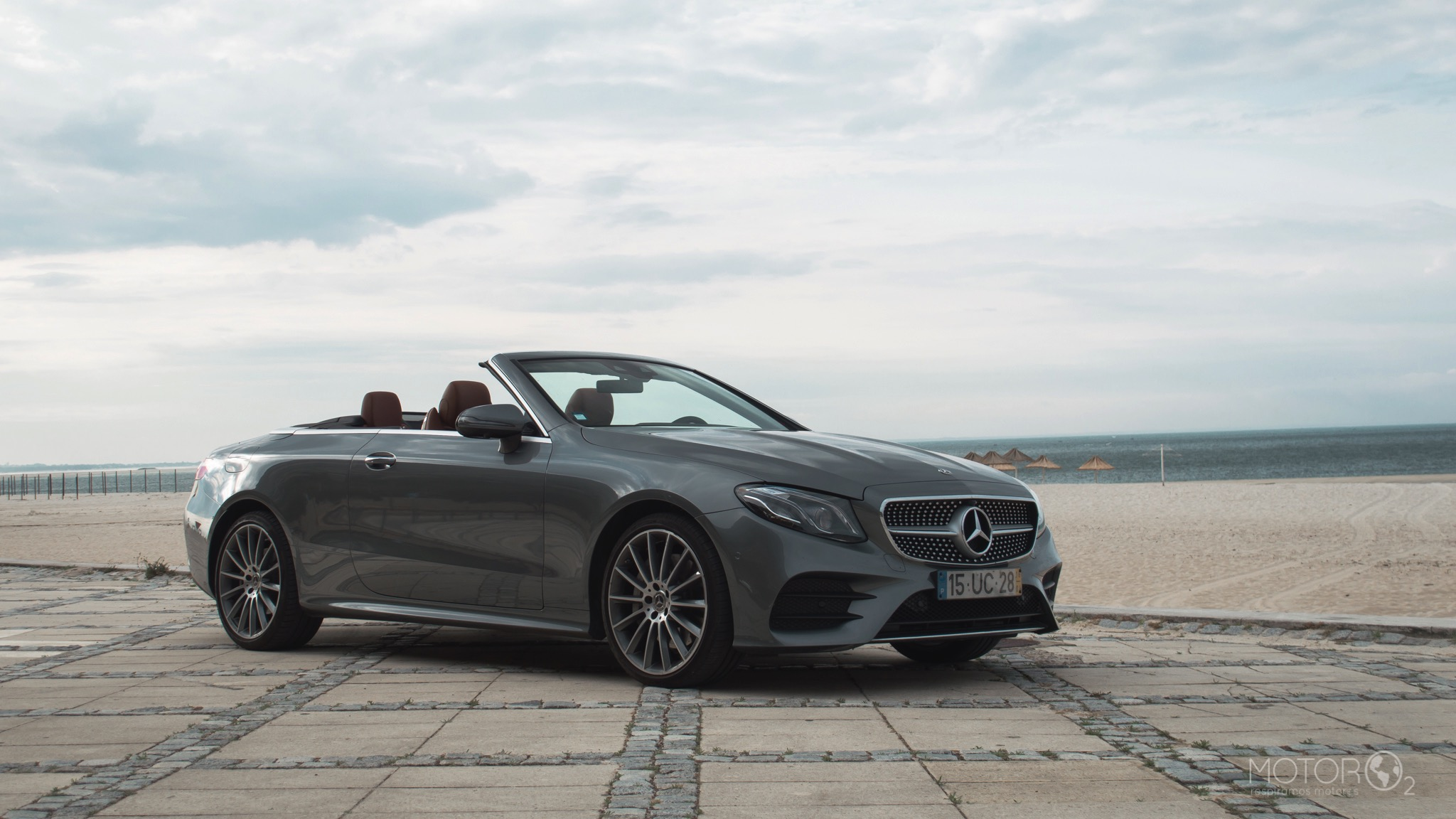Mercedes-Benz E350d Cabrio 4Matic