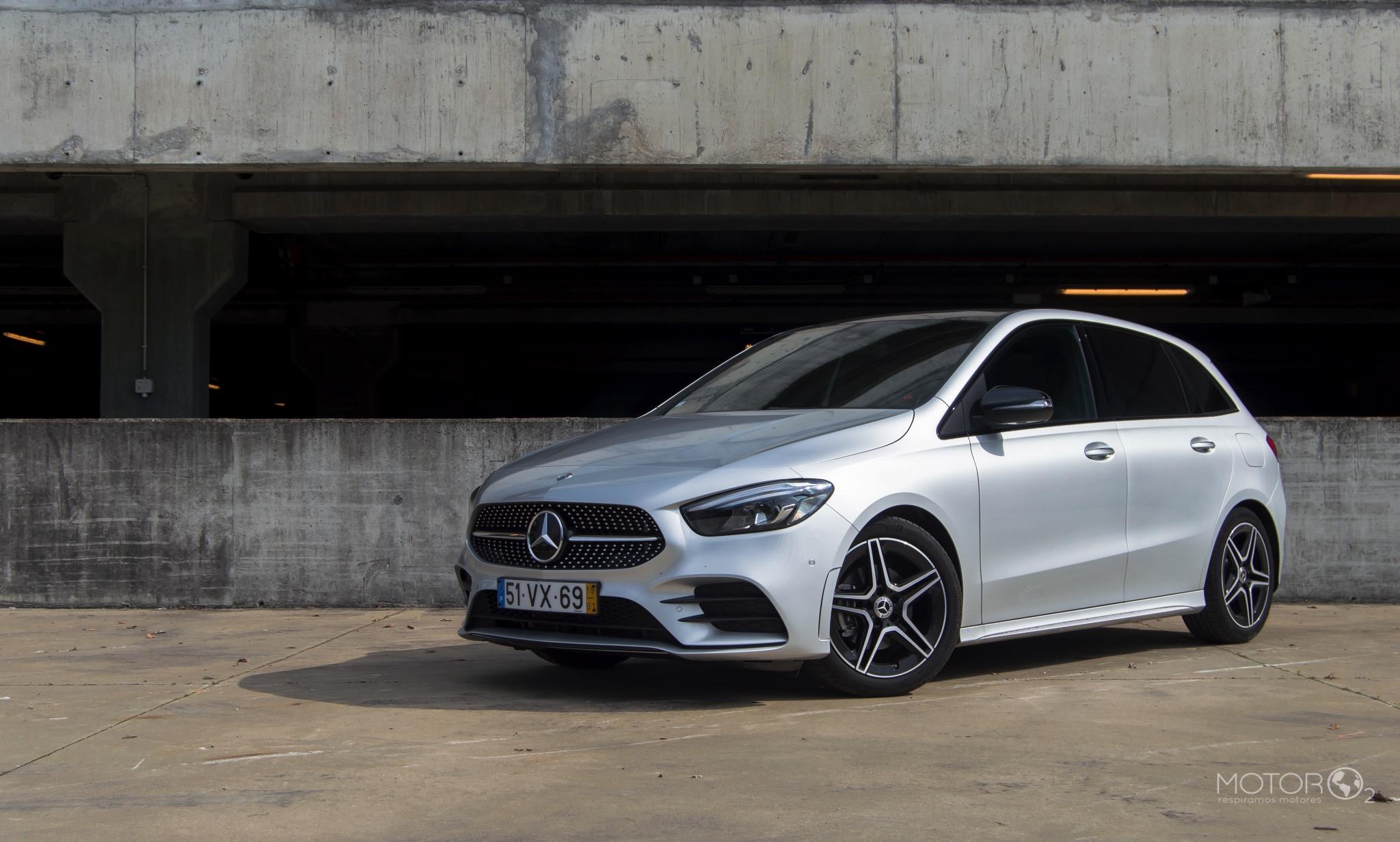 Mercedes-Benz B180d 7G-Tronic