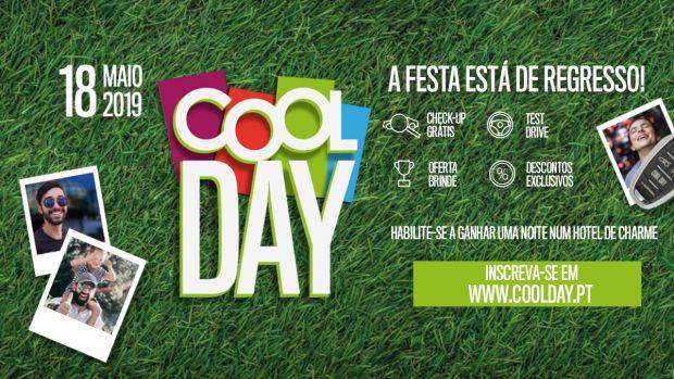 Cool Day regressa aos concessionários do Grupo FCA