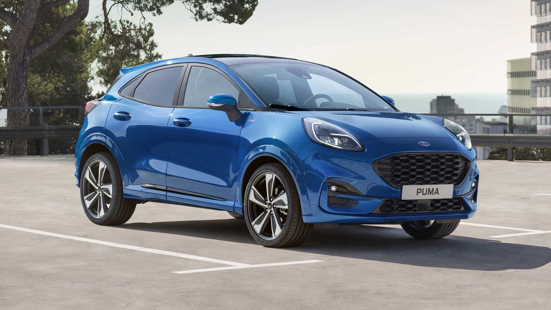 """Ford apresenta a """"nova vida"""" do Puma"""