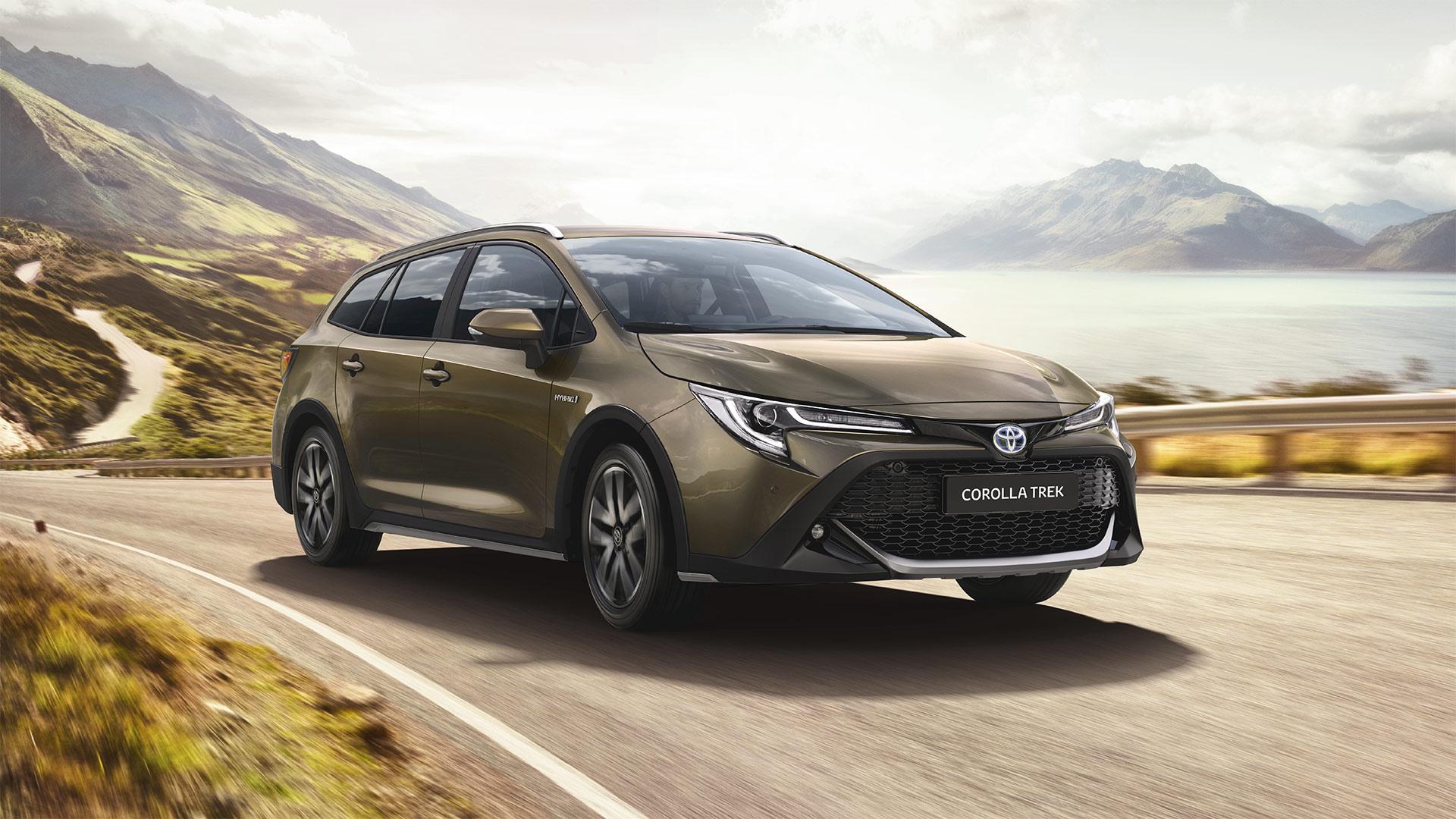 Toyota Corolla Trek já disponível em Portugal