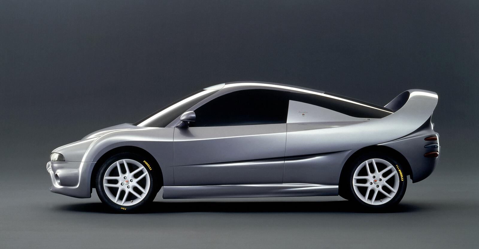 O ano em que a FIAT apresentou 10 concepts num só salão!