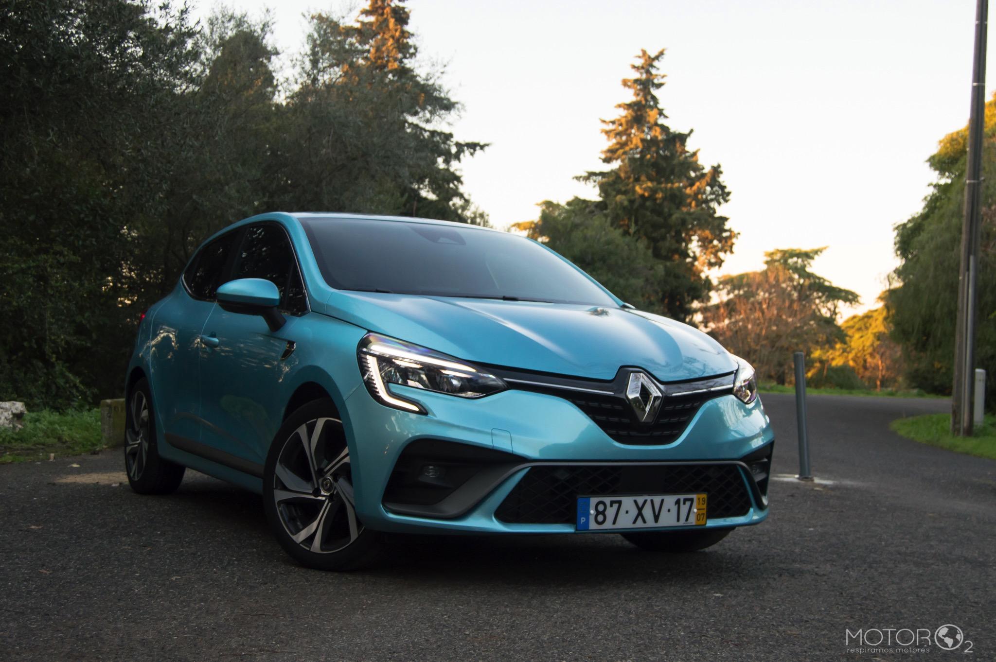 Renault Clio V RS Line BluedCi 115
