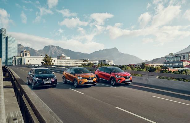 Novo Renault Captur já tem preços, bem como uma novidade exclusiva