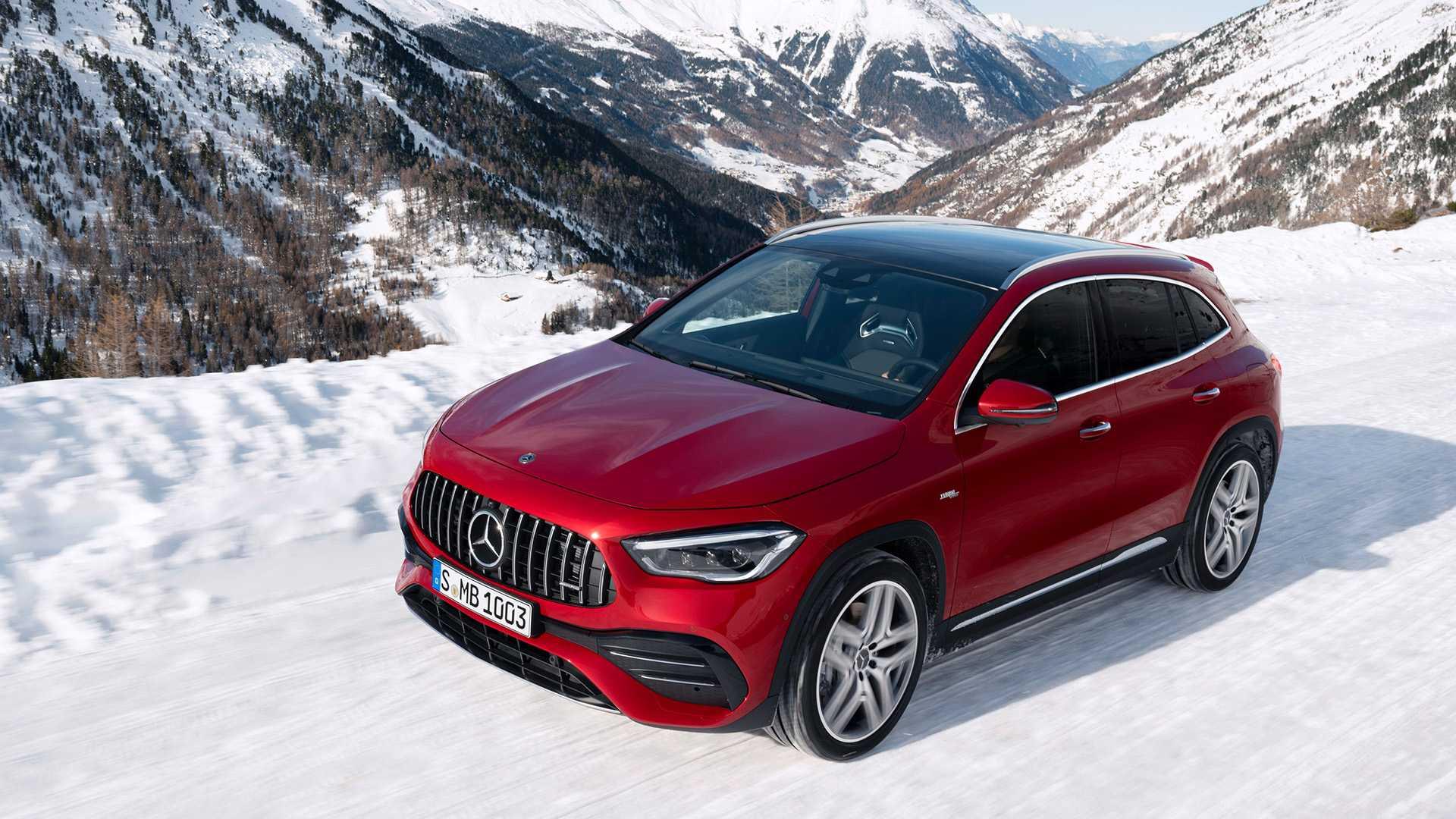 Conhece o que (mais) importa do novo Mercedes-Benz GLA