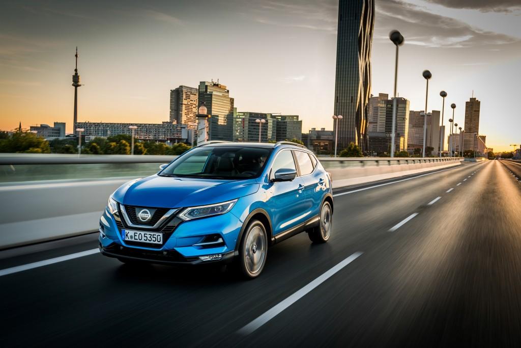 """Futuro Nissan Qashqai """"eletrifica-se""""?"""