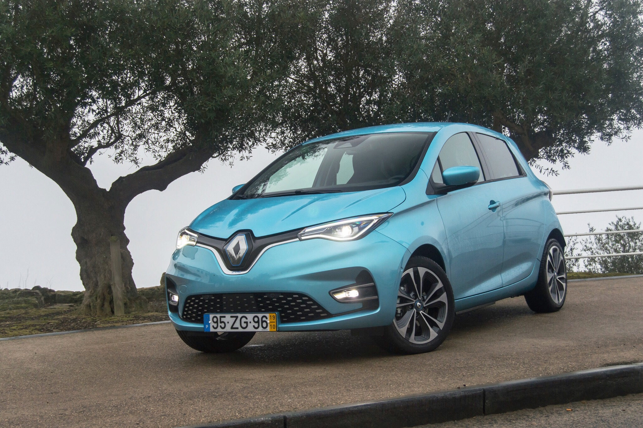 Renault ZOE Exclusive Z.E. 50 R135 Flex