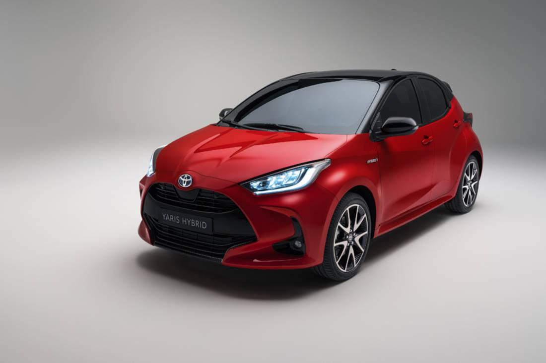 """Toyota irá juntar-se ao segmento dos crossover compactos com um """"Yaris SUV"""""""