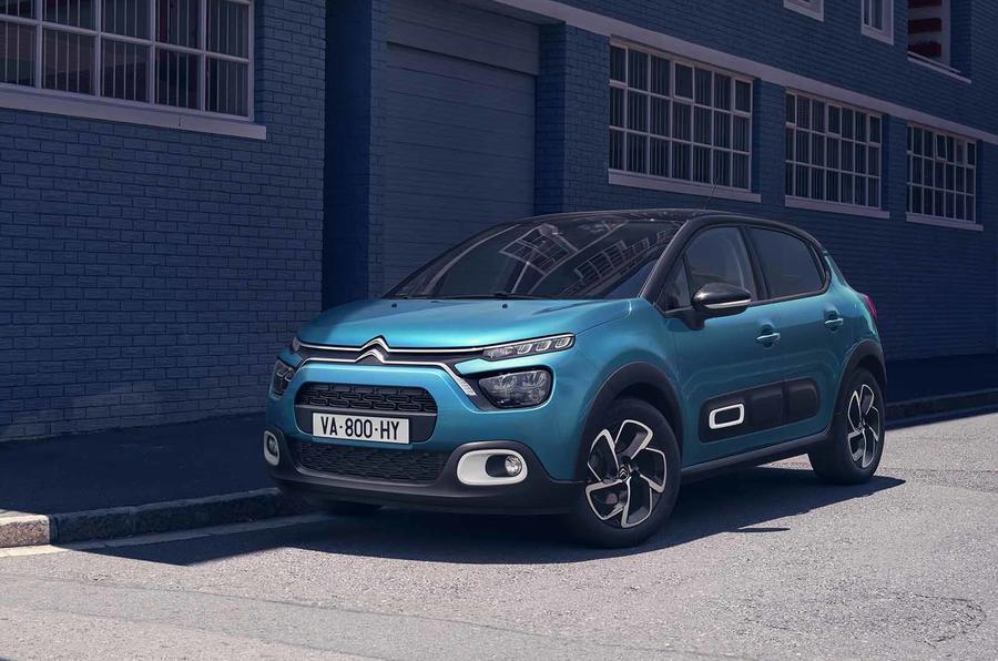 """Citroën C3 mostra-se de """"cara lavada"""""""