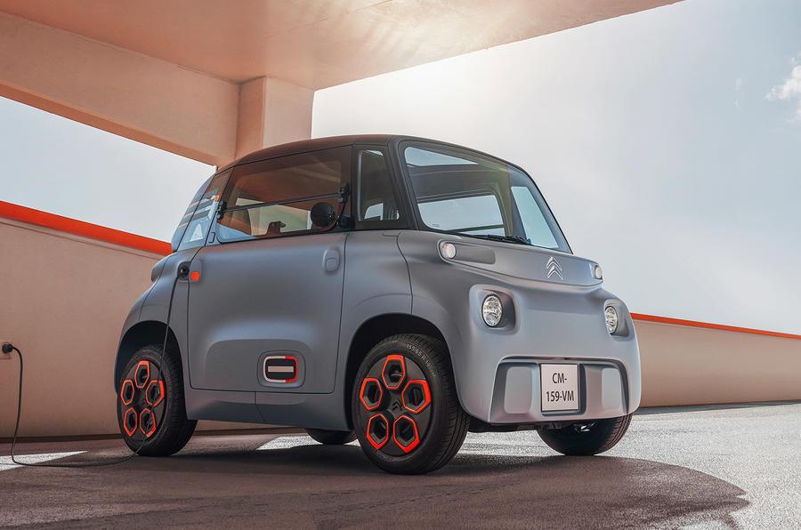 Este é o Citroën mais pequeno que poderás comprar