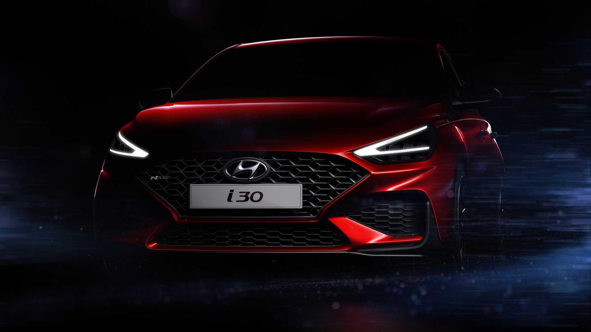 Hyundai prepara renovação da gama i30