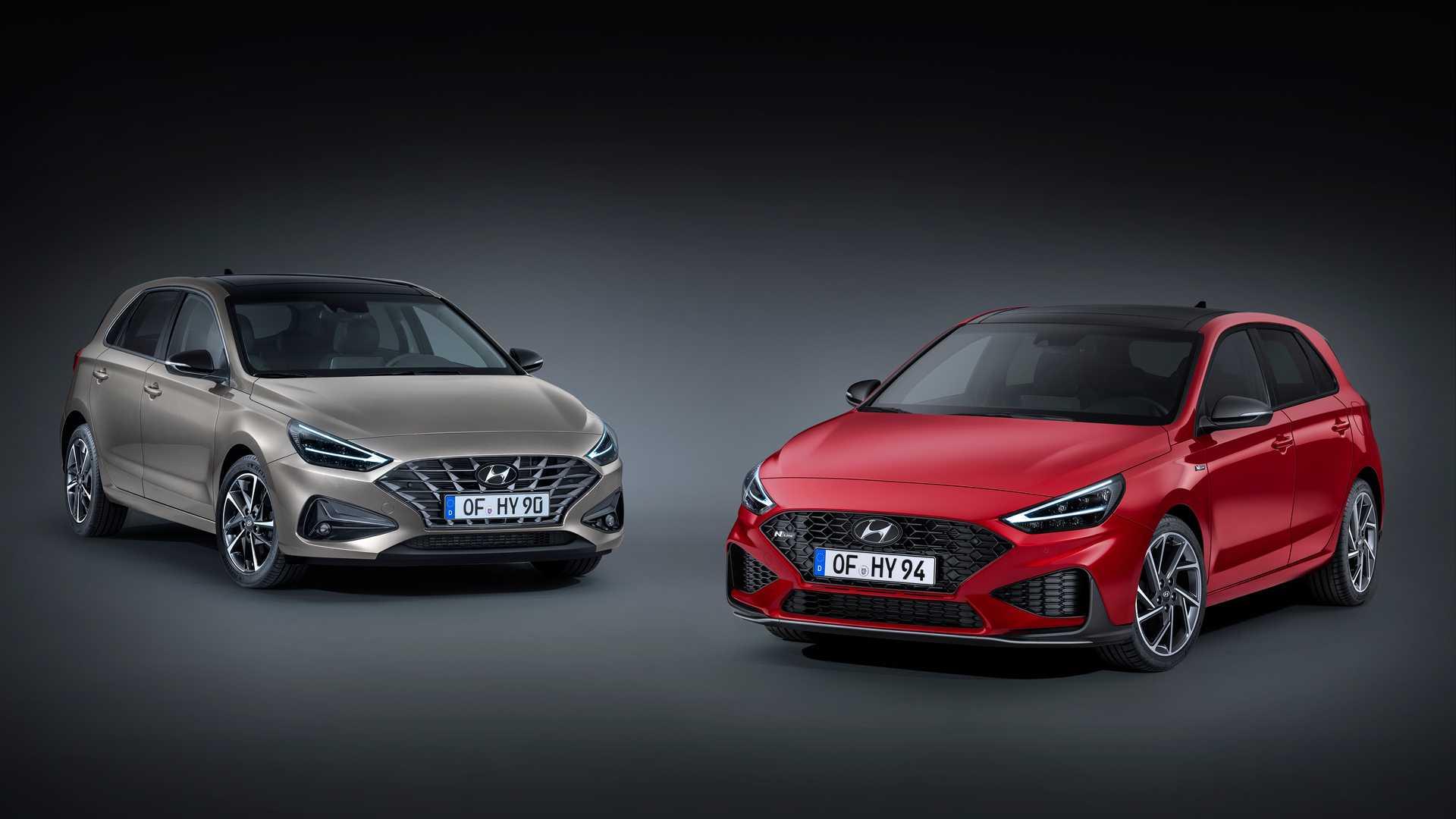 Hyundai i30 sugirá renovado em Genebra
