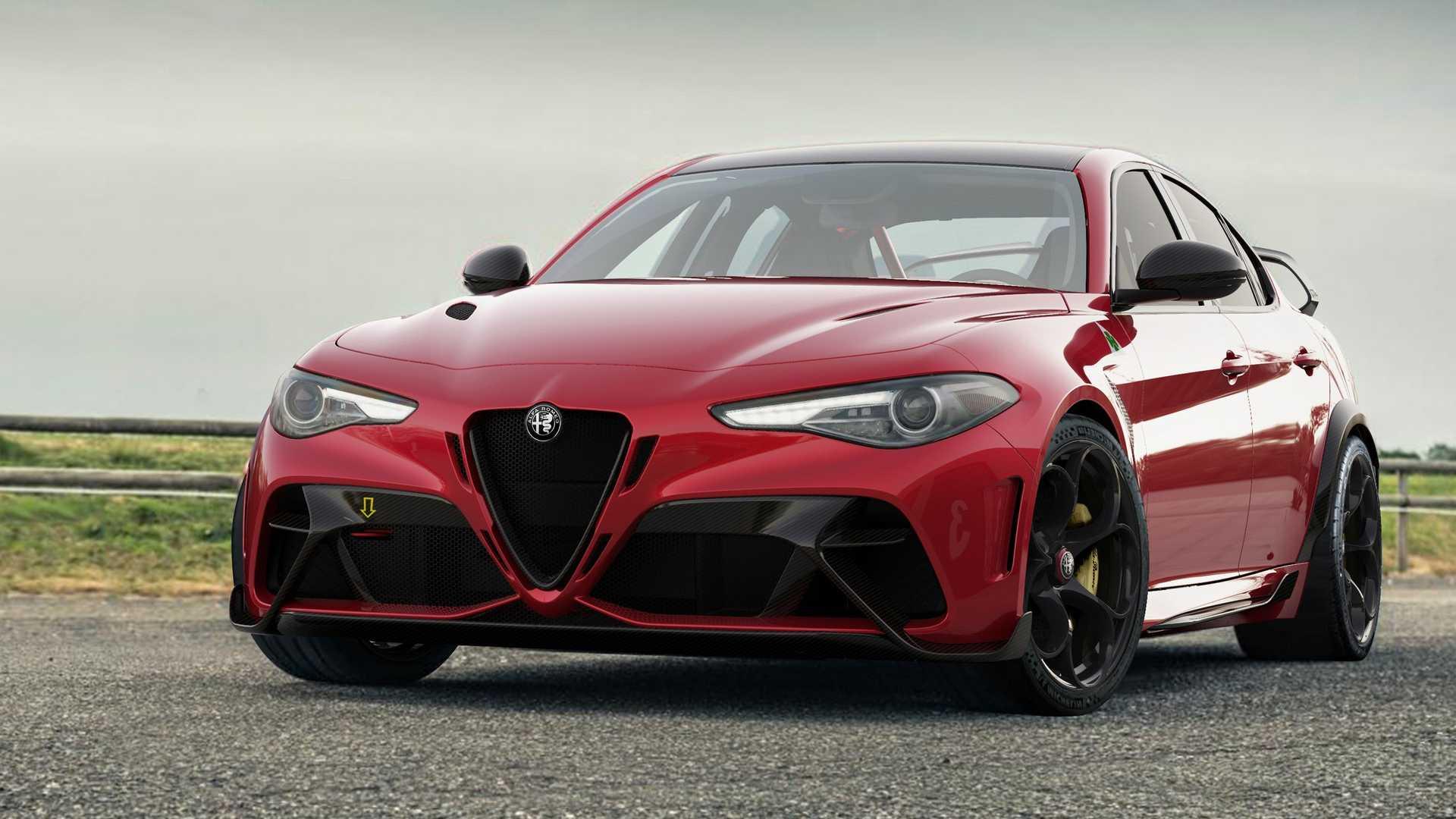 """Alfa Romeo """"parte a loiça toda"""" com os novos Giulia GTA e GTAm"""
