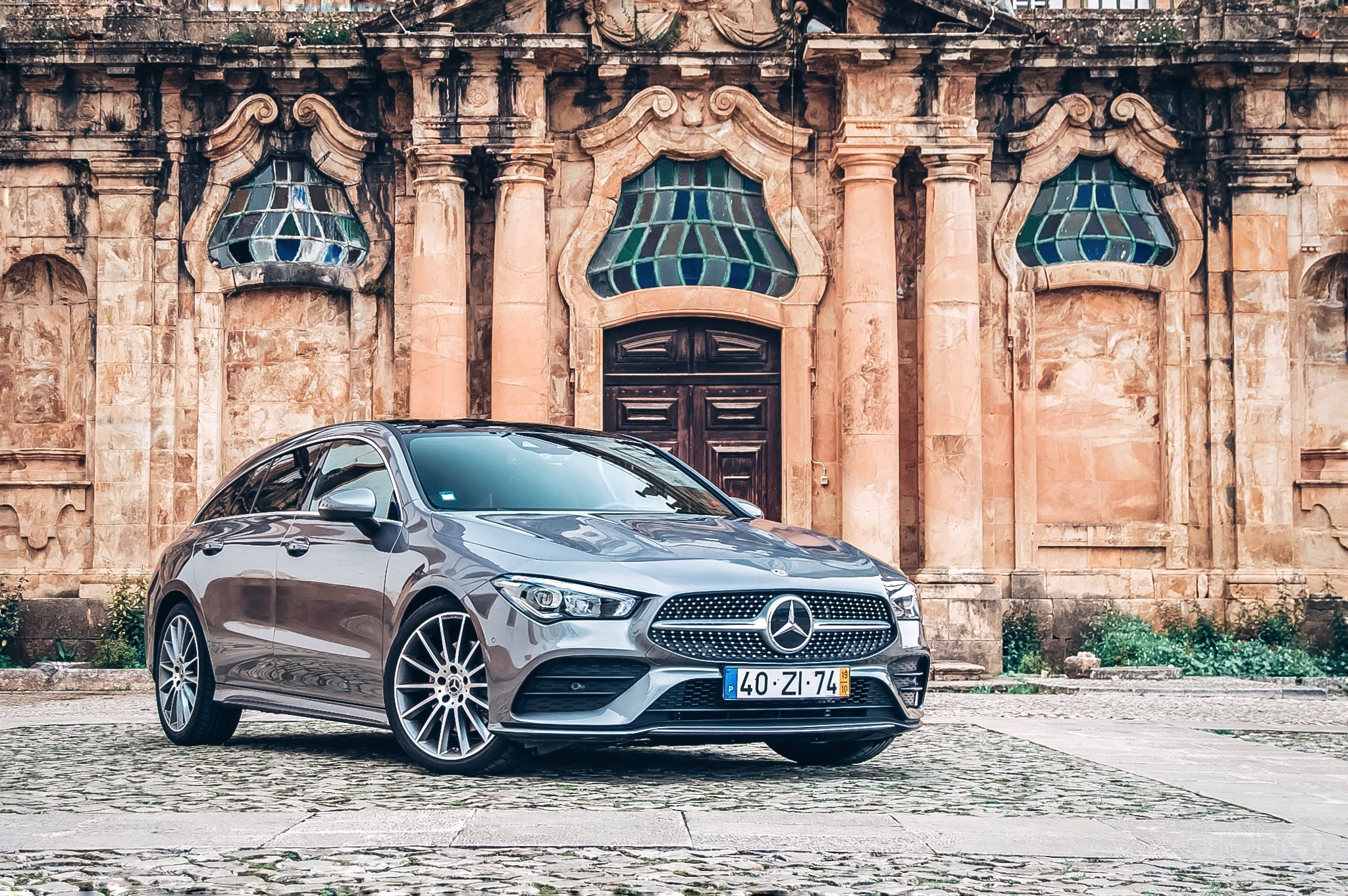 Mercedes-Benz CLA Shooting Brake 220d