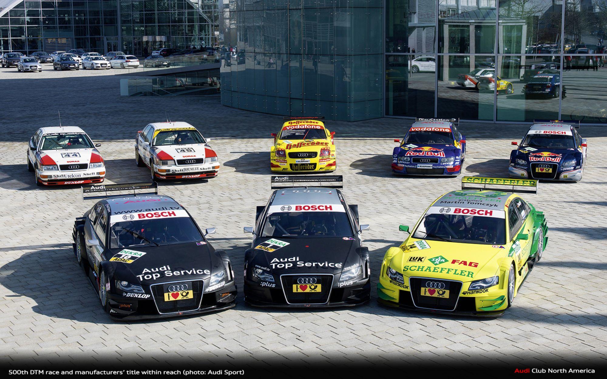 """""""O triste fim do DTM"""" – Audi anuncia a retirada. Resta apenas a BMW"""