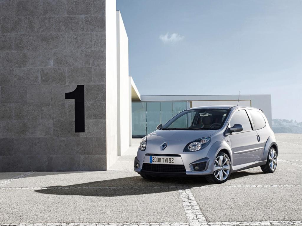 """""""O mais pequeno dos RS"""" – Renault Twingo II R.S."""