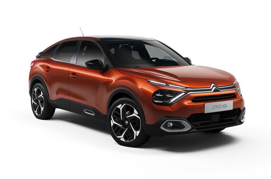 Citroën apresenta oficialmente os novos C4 e ë-C4