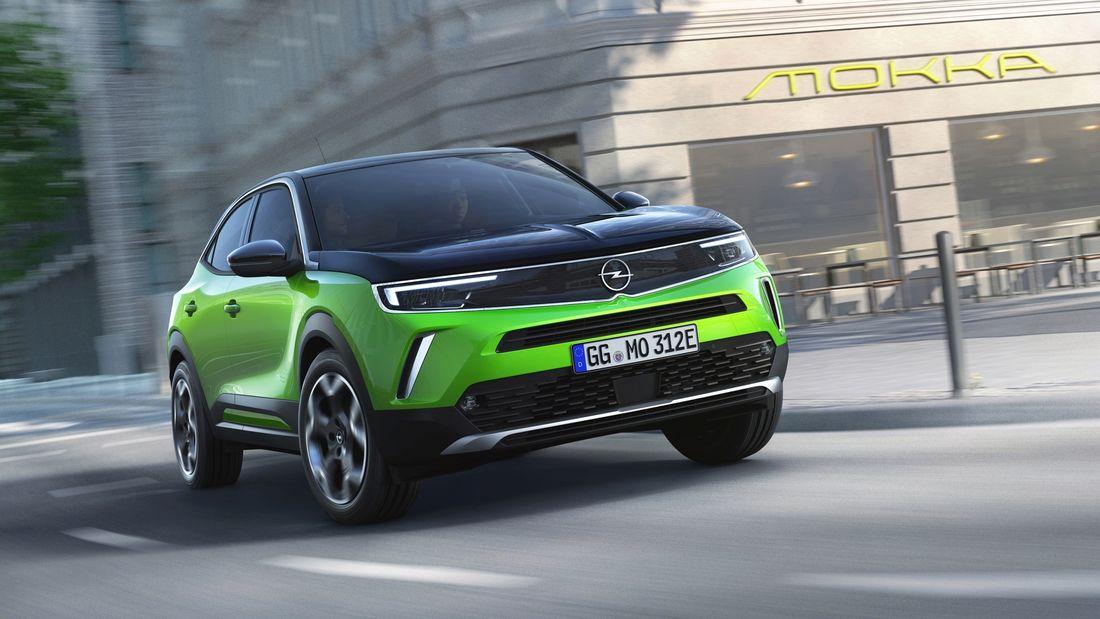 Opel desvenda o novo Mokka