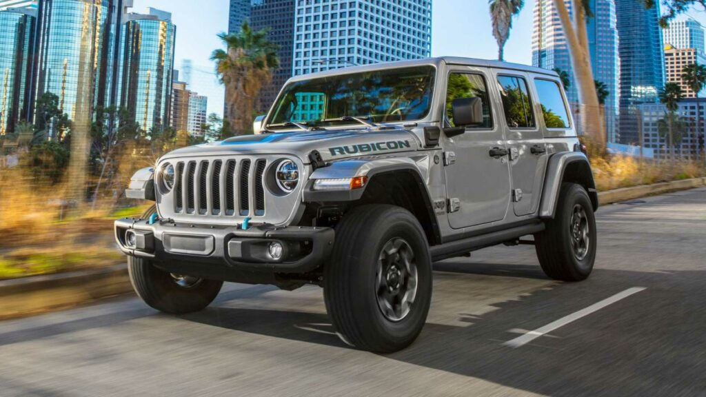 "Depois do Renegade e Compass, JEEP ""eletrifica"" o Wrangler"