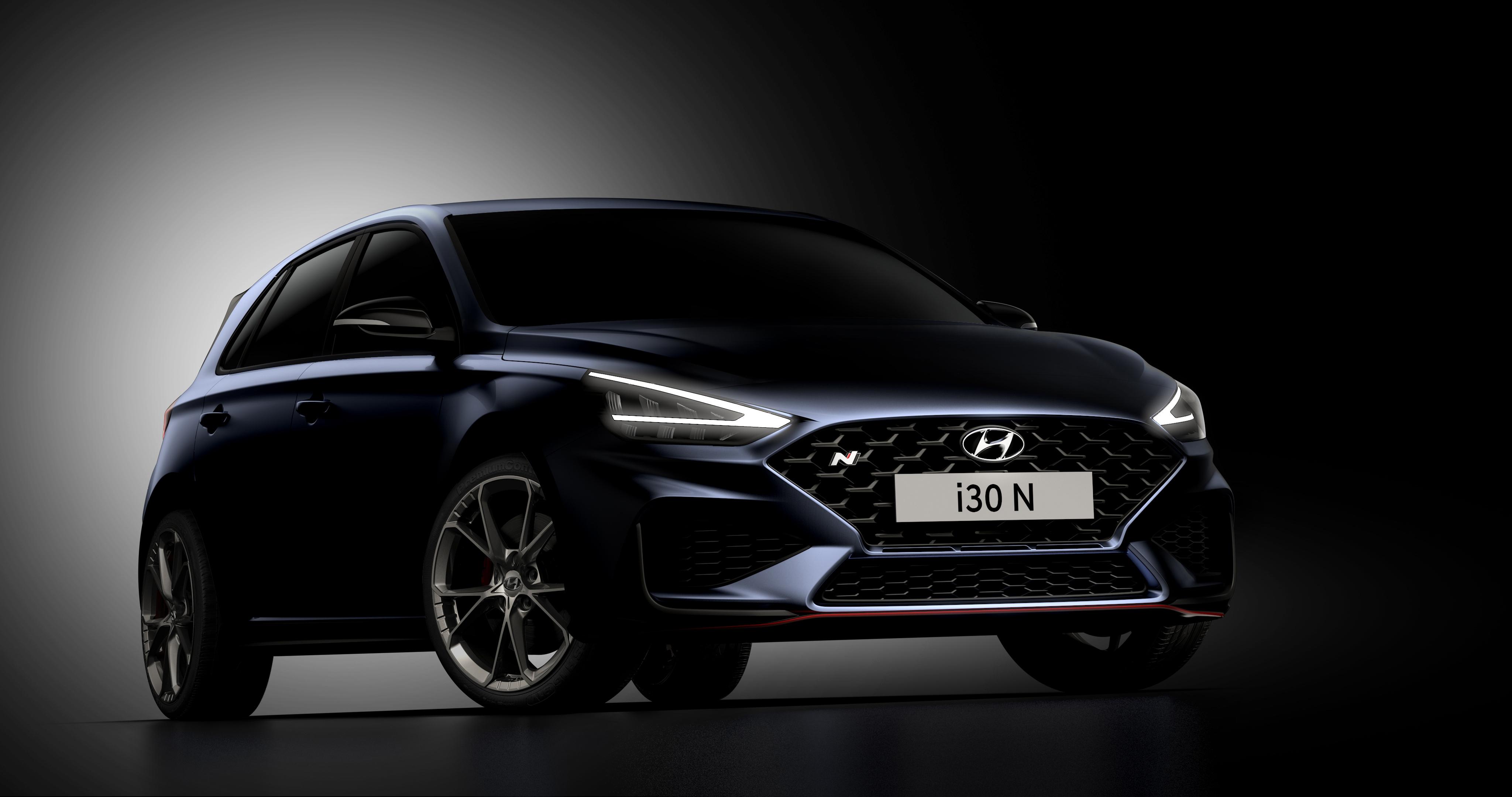 Hyundai não se esquece e também renova o i30N