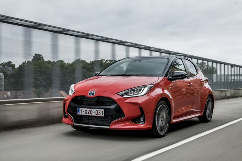 Novo Toyota Yaris chega a Portugal e já se sabe os preços