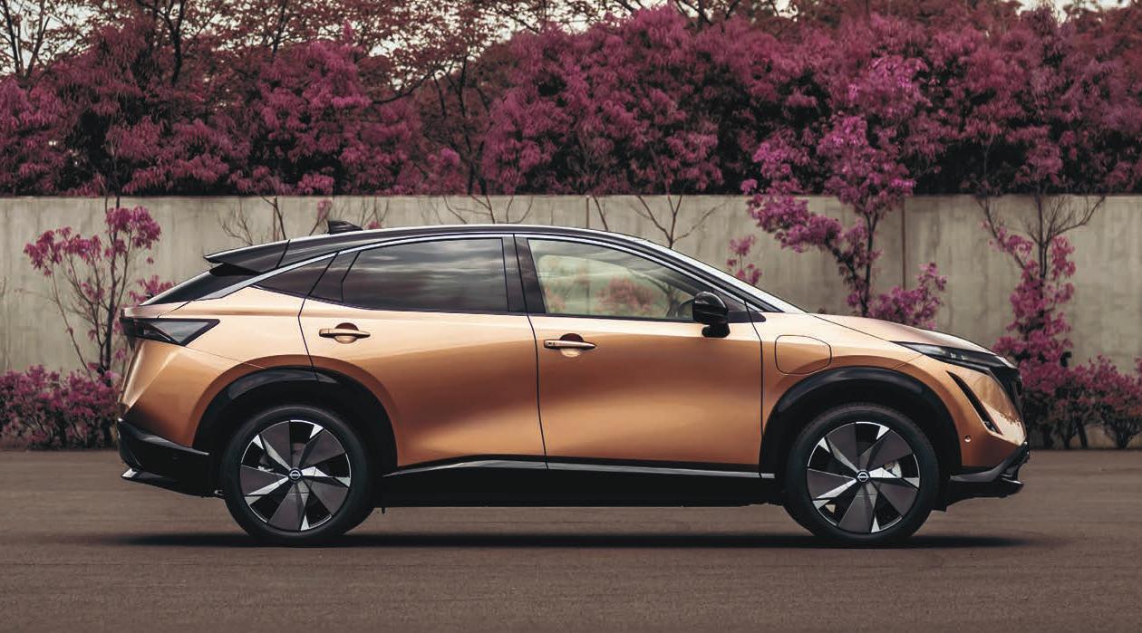 A caminho de 2021: Ariya é novo modelo (muito) importante para a Nissan