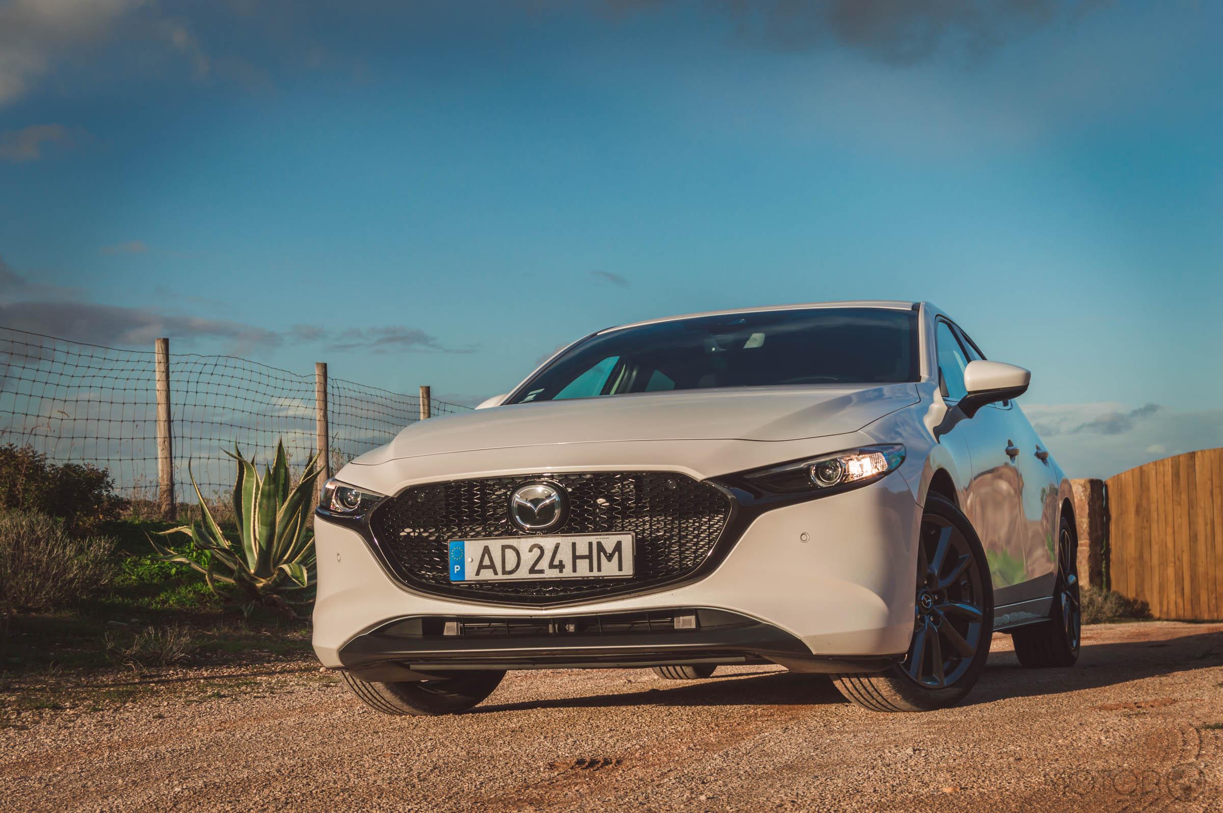 Mazda3 de 150cv: será que a versão intermédia é a melhor?