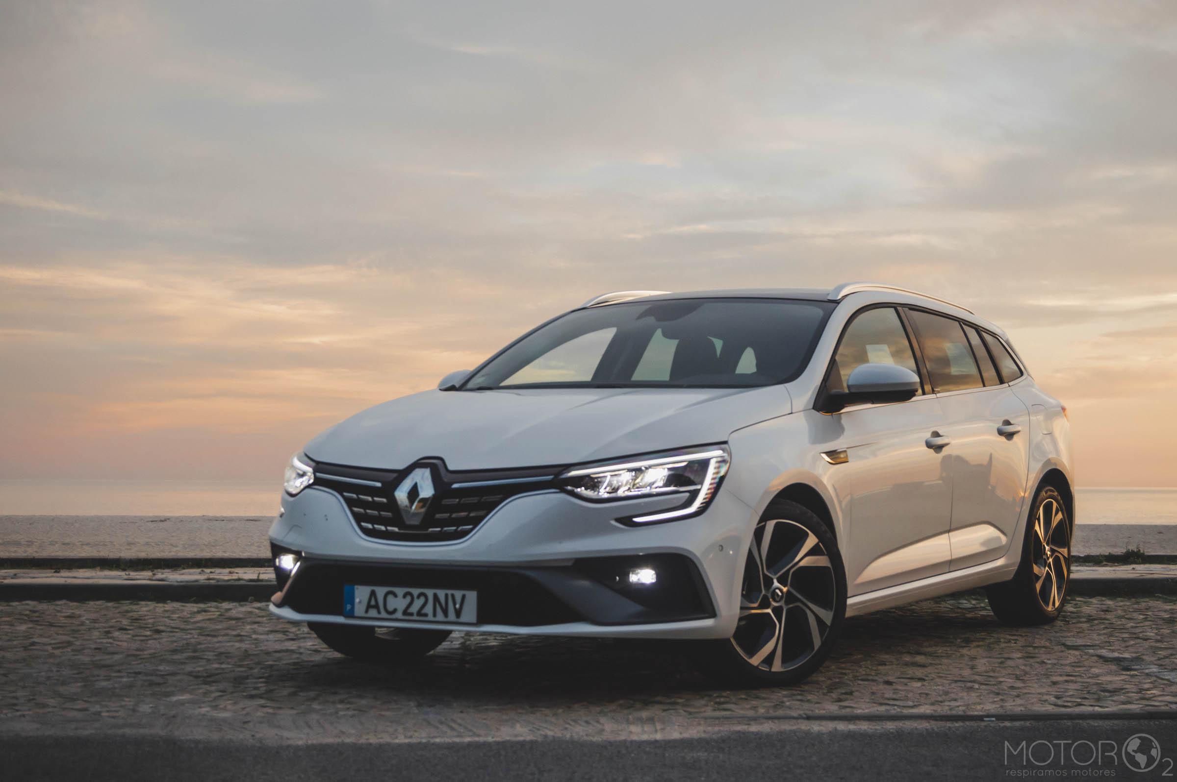 Teste ao Renault Mégane Sport Tourer E-Tech