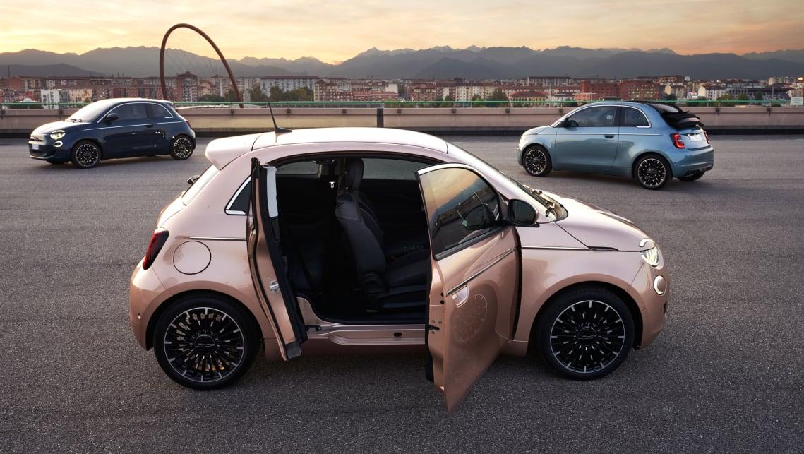 A caminho de 2021: O pequeno 500e é arma da FIAT para continuar a vencer nos citadinos eletrificados