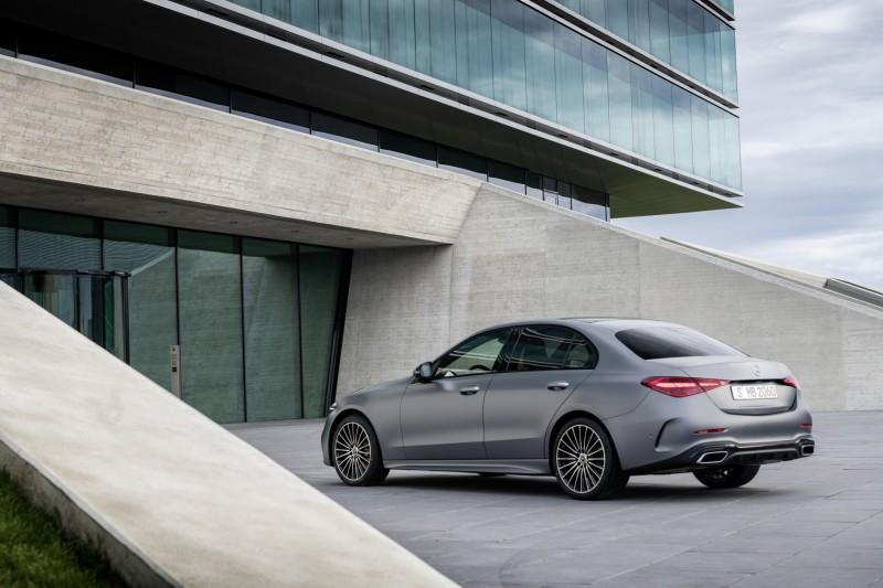 O que importa saber sobre o novo Mercedes-Benz Classe C!