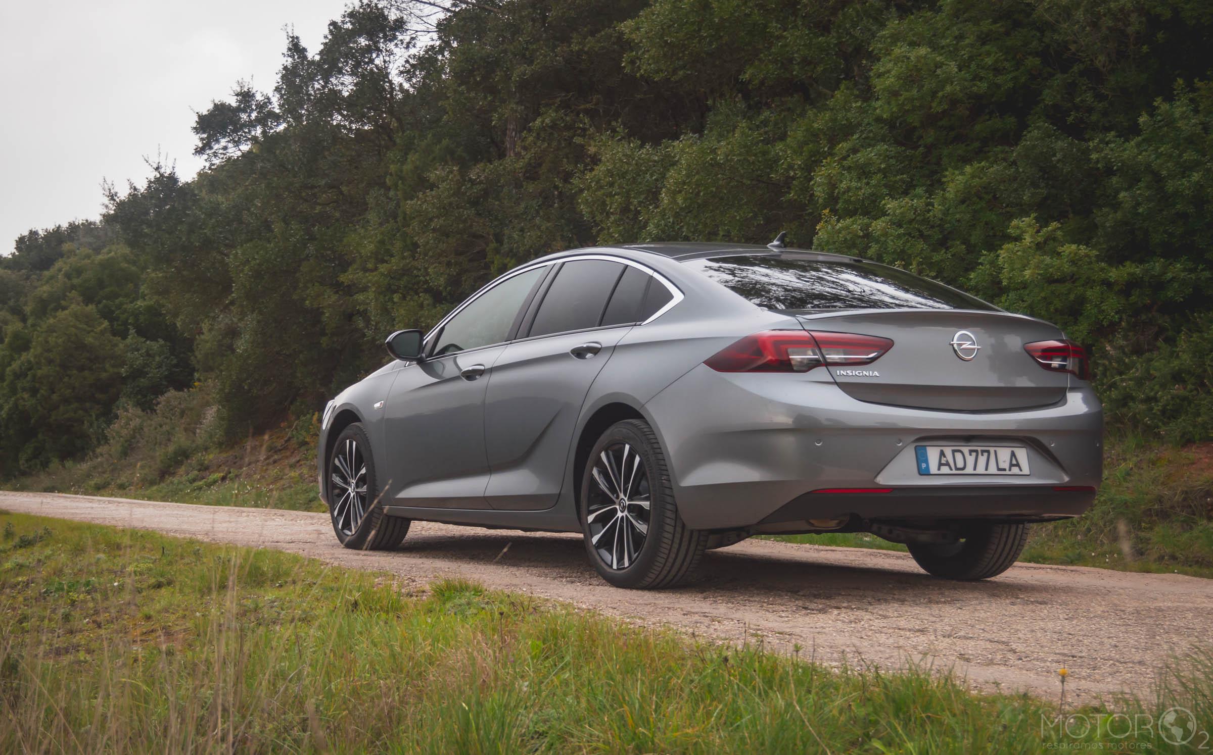 Opel Insignia 1.5 TurboD com 122cv em teste