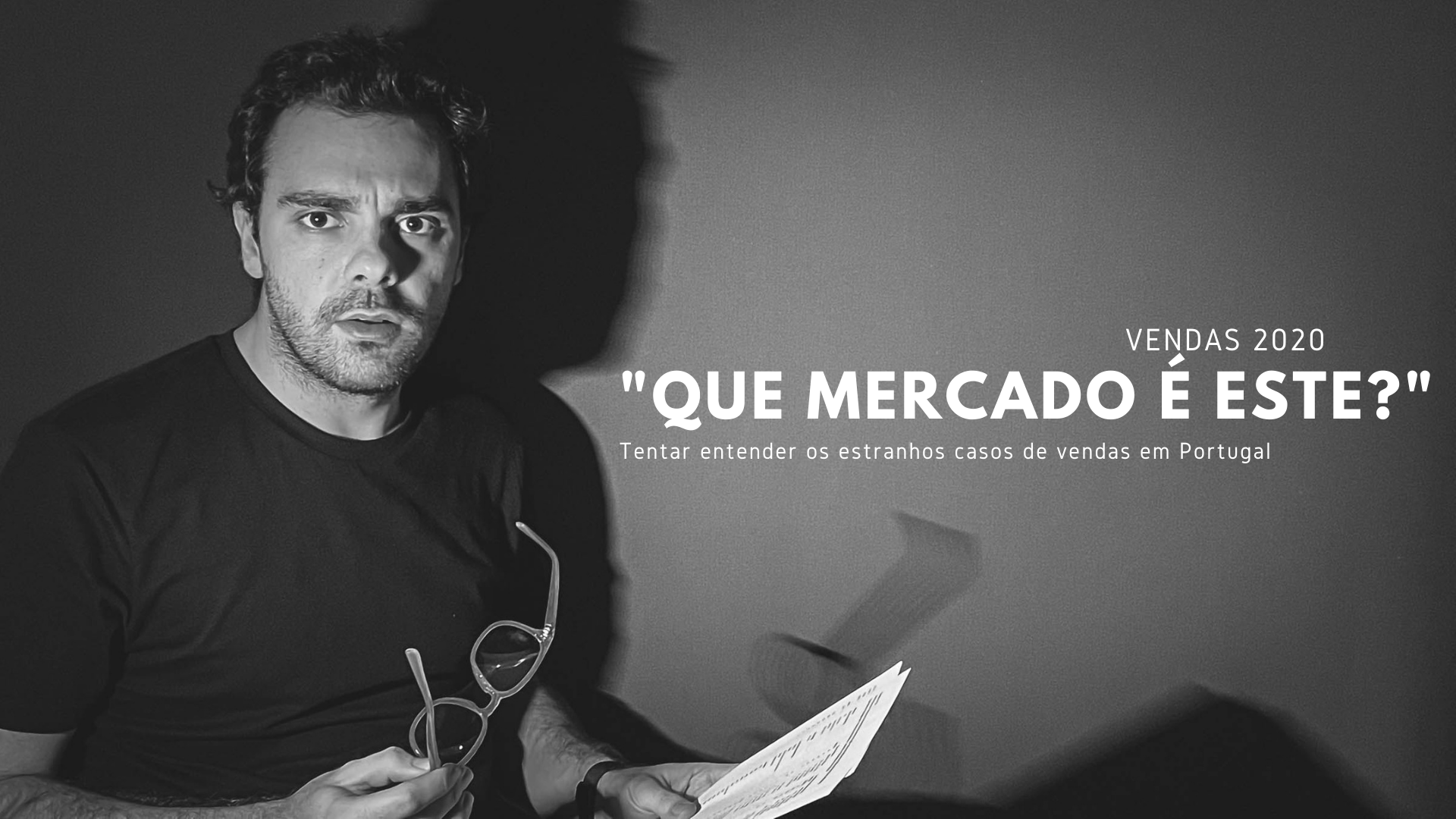 """Crónica – """"Compreender as vendas em Portugal"""""""